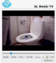 Skärdump på SL:s Webb-TV